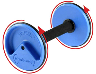 Wonderweight for Baseball Pitchers